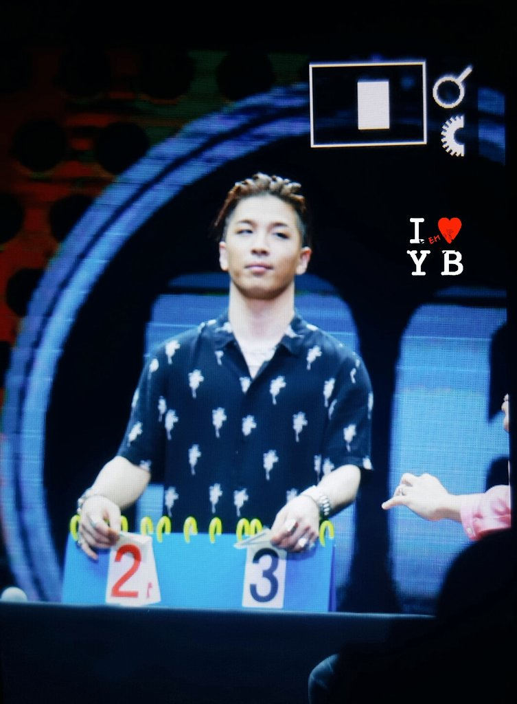 BIGBANG FM Guangzhou Day 1 2016-07-07 Taeyang (1)