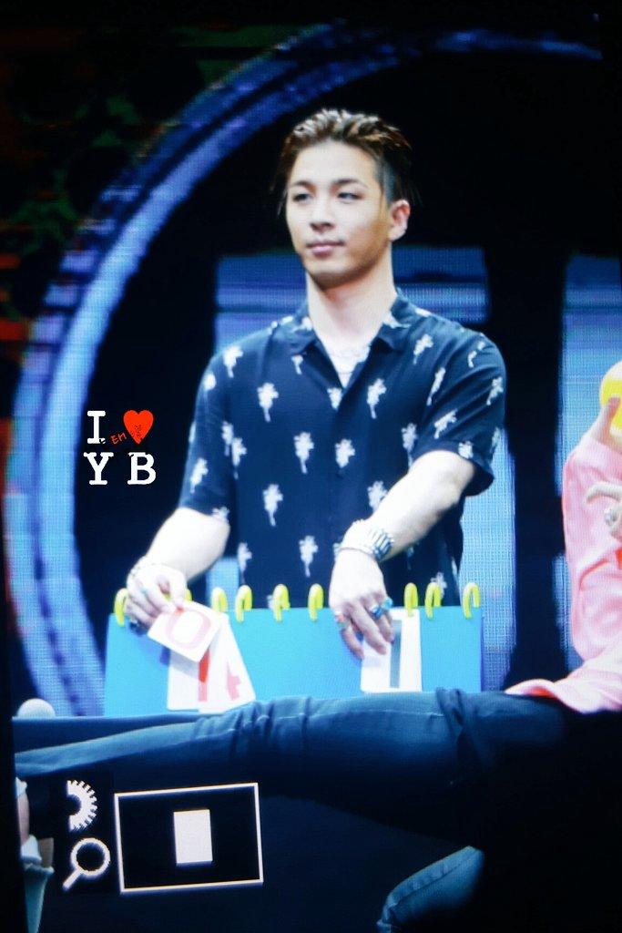 BIGBANG FM Guangzhou Day 1 2016-07-07 Taeyang (4)