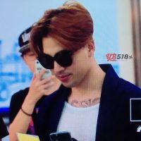 BIGBANG w-out Ri arrival Gimpo from Beijing 2016-07-18 (48)