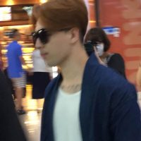 BIGBANG w-out Ri arrival Gimpo from Beijing 2016-07-18 (56)