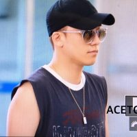 Seung Ri - Incheon Airport - 06jul2016 - Acetory - 02