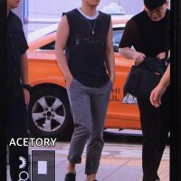 Seung Ri - Incheon Airport - 06jul2016 - Acetory - 08