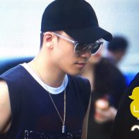 Seung Ri - Incheon Airport - 06jul2016 - leeklrr - 01