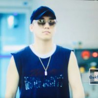 Seung Ri - Incheon Airport - 06jul2016 - wktjrqnwk12 - 01