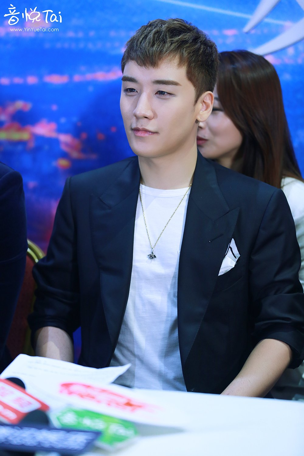 Seungri Press Conference for Chinese Movie 2016-07-16 (34)