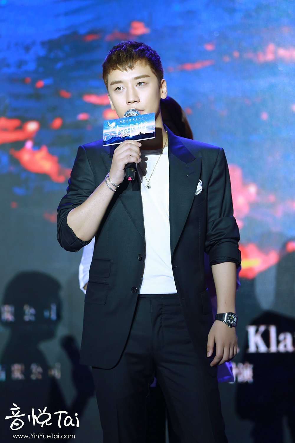 Seungri Press Conference for Chinese Movie 2016-07-16 (38)