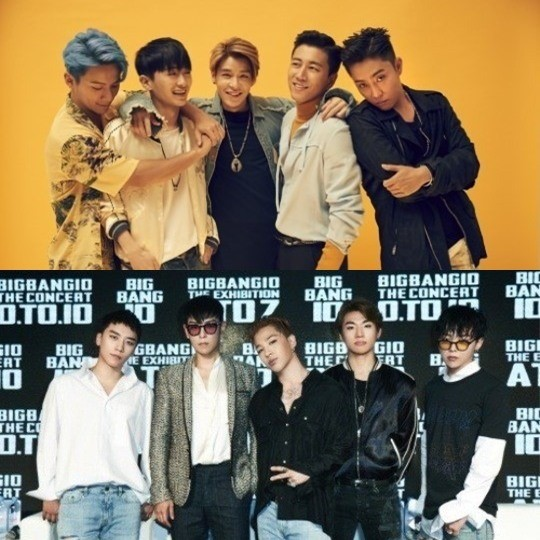 Sechs Kies BIGBANG