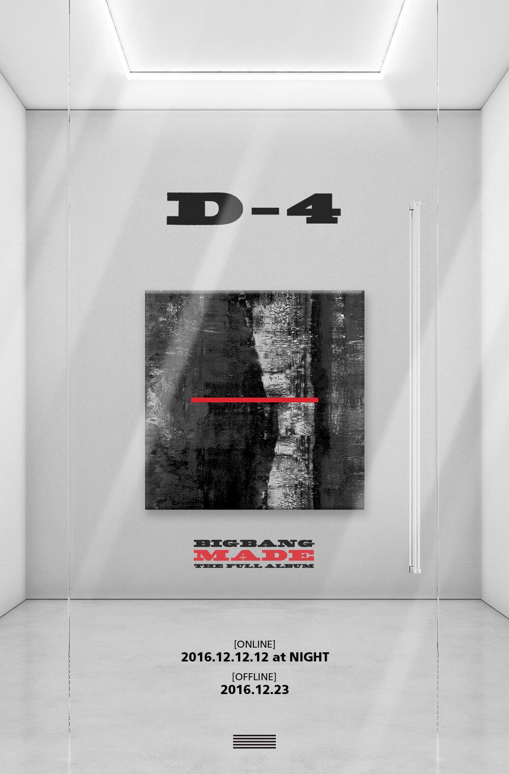BIGBANG D-4 teaser