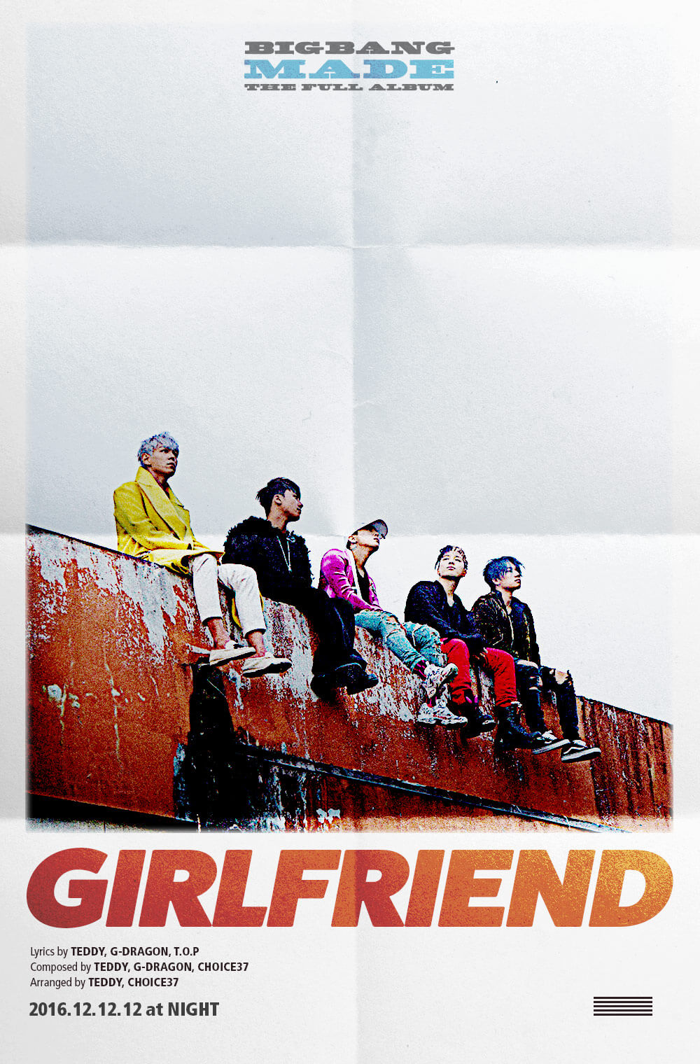 BIGBANG GIRLFRIEND teaser