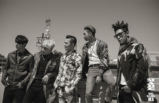 BIGBANG MADE1