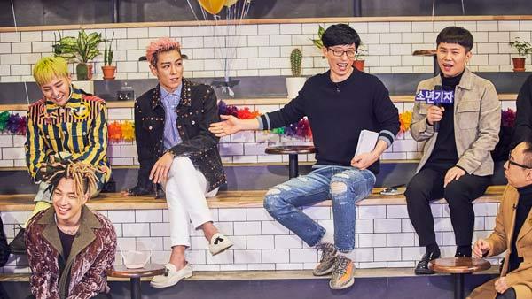 Infinite Challenge BIGBANG
