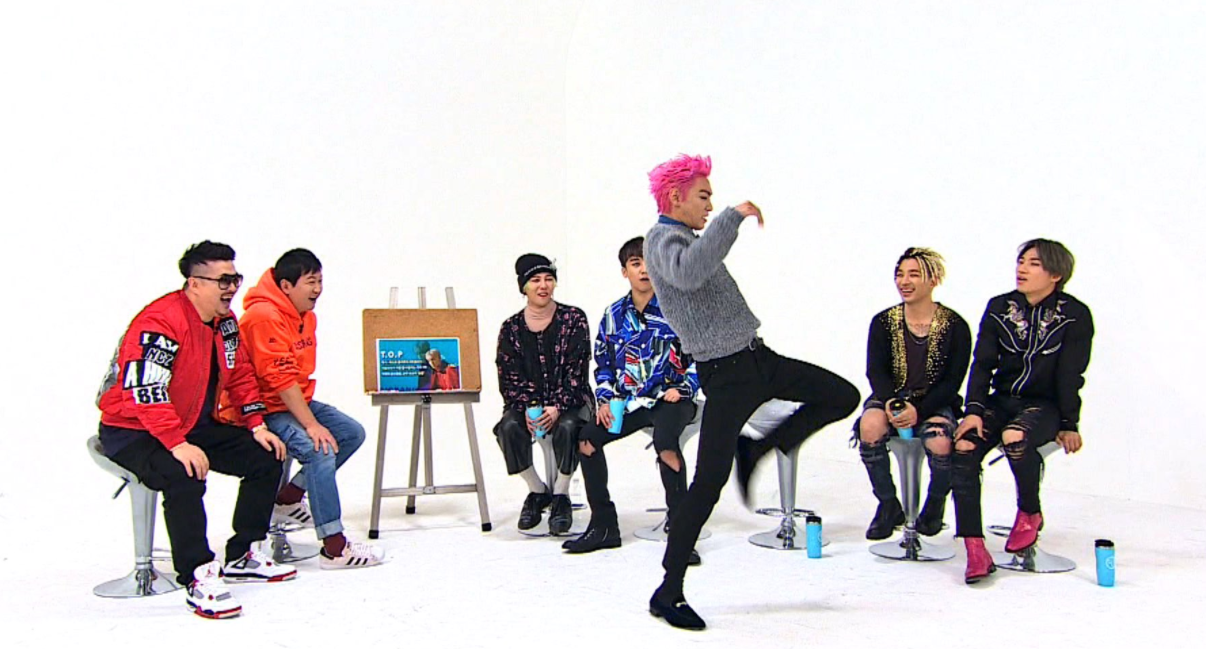 BIGBANG Weekly Idol