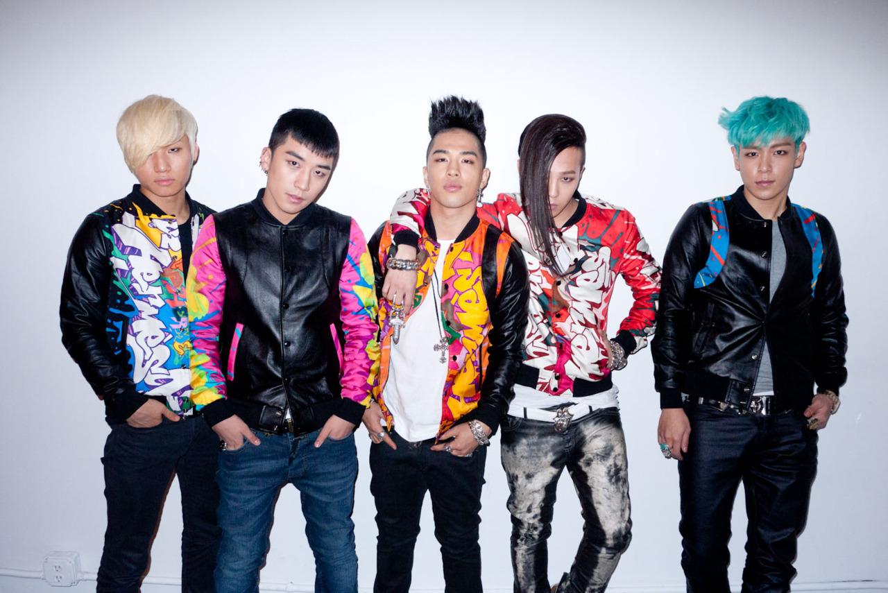BIGBANG Fantastic Baby