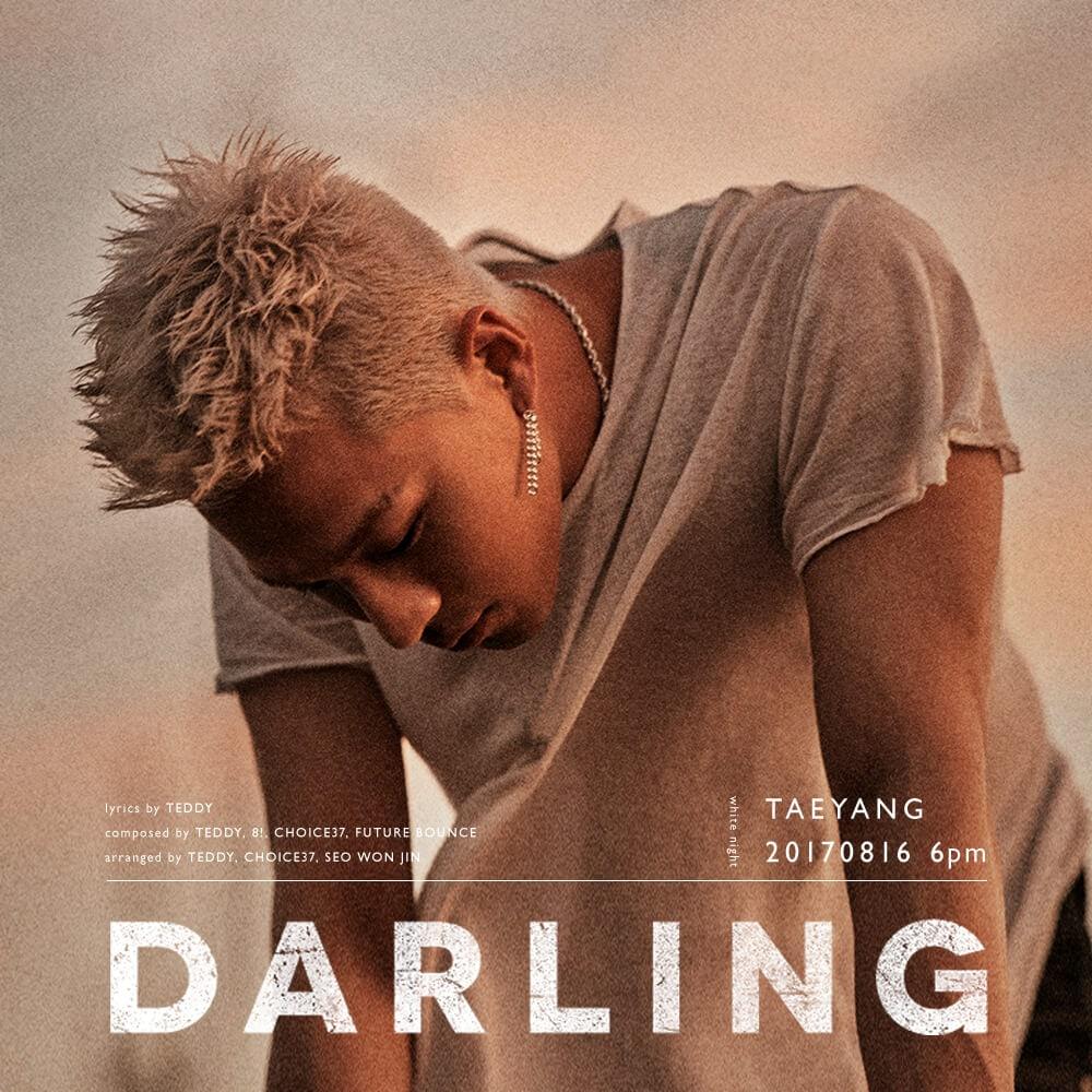 Taeyang Darling Teaser